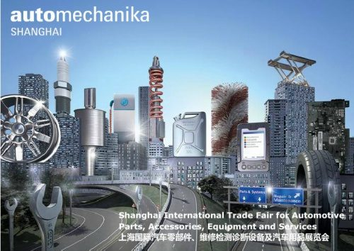 SNECI Will Speak At Automechanika Shanghai