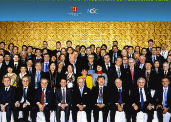 SNECI Part Of French Delegation Headed By French Prime Minister Manuel Valls