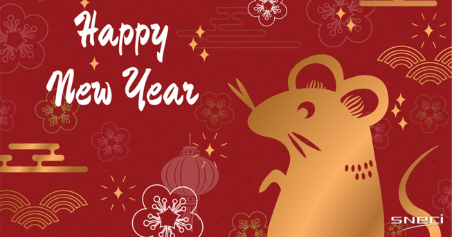 SNECI Wishes You A Happy Chinese New Year Of The Rat!