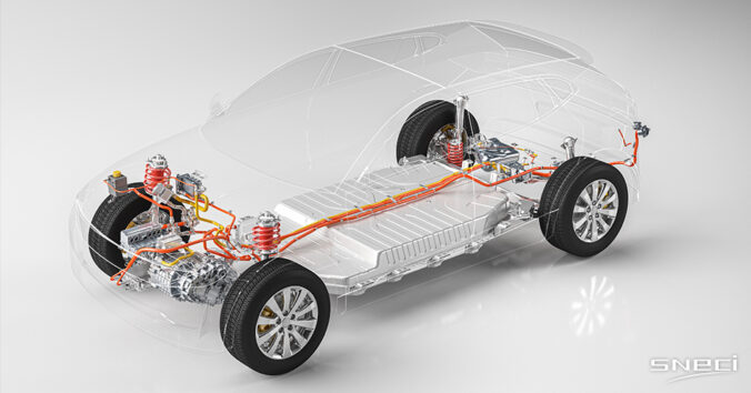 EV Battery: Automakers' Hope And Challenge