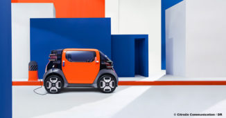 Ami One, License-free Cars By Citroën