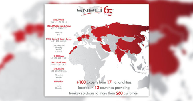 SNECI Extends Its Footprint In Czech Republic And Hungary