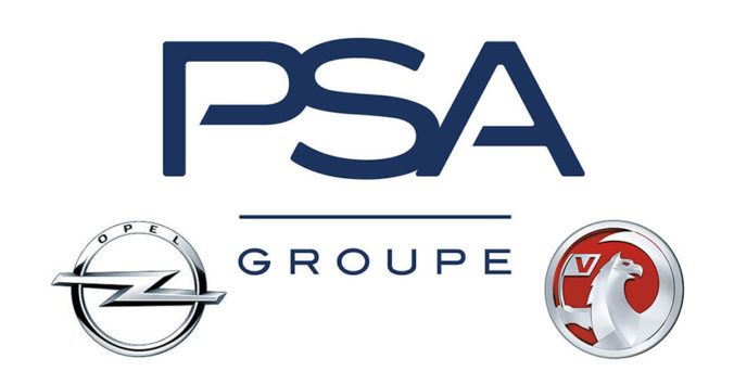 PSA Group And GM Announced The Acquisition Of Opel/Vauxhall By PSA Group
