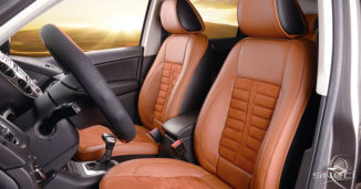 SNECI - Car Leather Seat