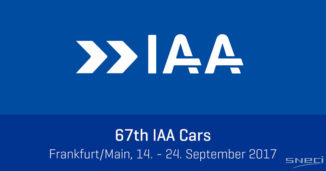 2017 Edition Of Frankfurt IAA