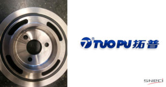 SNECI - TUOPU Nominated As A Supplier Of Pulleys For A French OEM