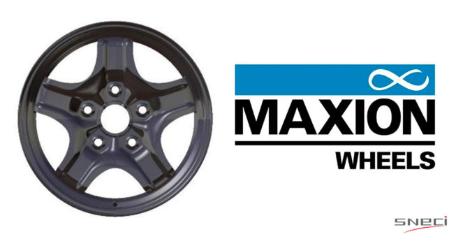 Maxion Wheels Nominated As A Supplier Of Styled Steel Wheels For A Major European OEM