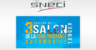 SNECI At The Automotive Supplier Exhibition In Tangier